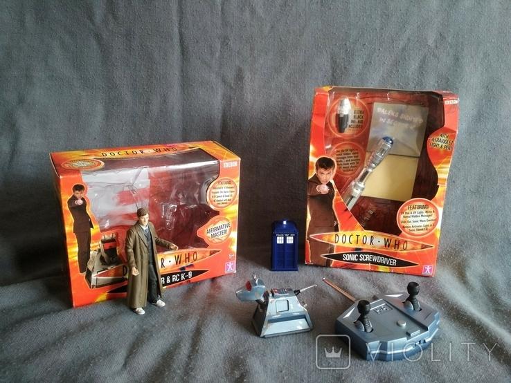 Доктор кто Робот На радиоуправлении, фото №2
