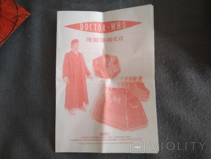 Доктор кто Робот На радиоуправлении, фото №9