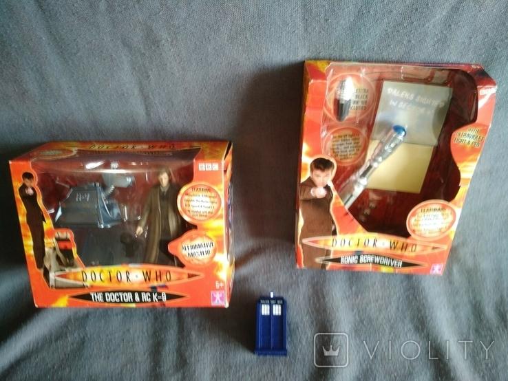 Доктор кто Робот На радиоуправлении, фото №12
