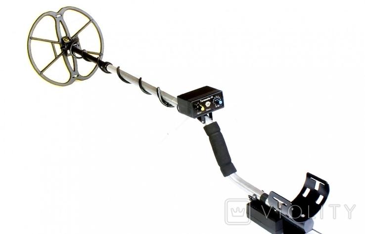 Металлоискатель Терминатор М 2-частотный + NEL FLY, фото №2