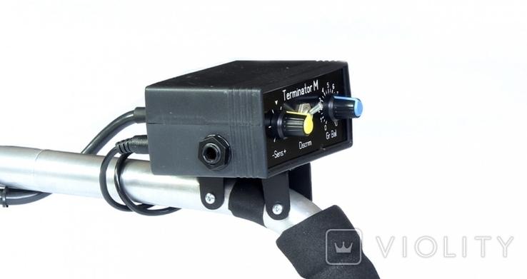 Металлоискатель Терминатор М 2-частотный + NEL FLY, фото №5