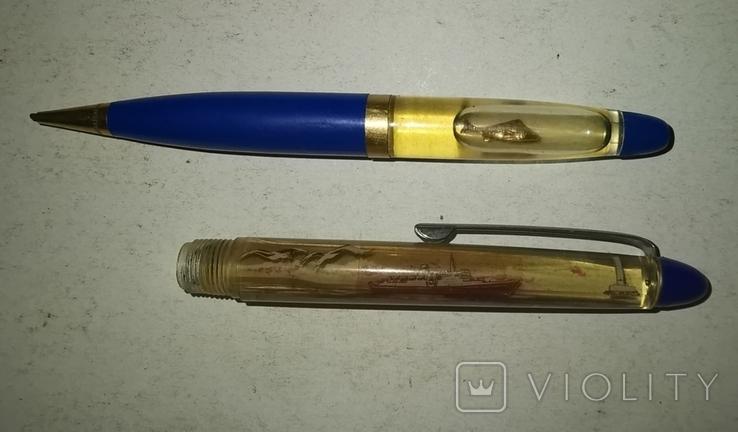 "Ручка ""Золотая рыбка + бонус, фото №5"