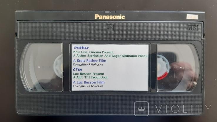 Відеокасета Panasonic SP Е-180, фото №3
