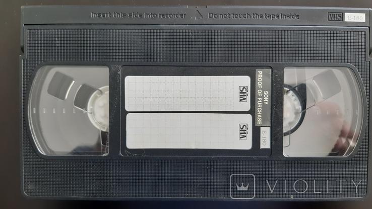 Відеокасета Panasonic 180, фото №3