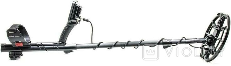 Металлоискатель Nokta Anfibio Multi + пинпоинтер и аксессуары, фото №8