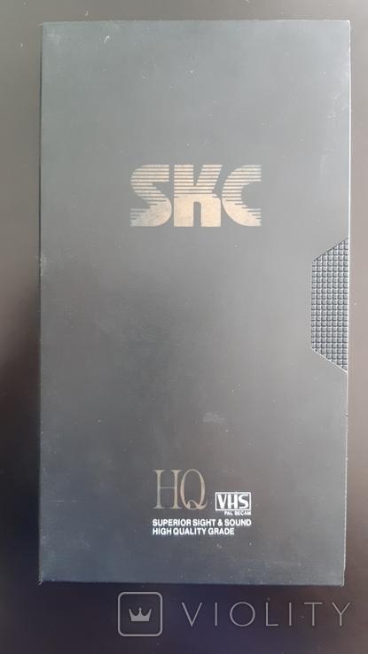 Відеокасета SKC HQ 180 №2, фото №2