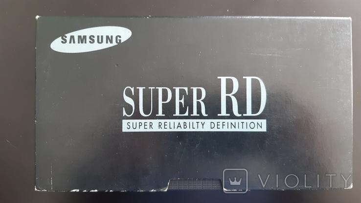 Відеокасета Samsung Super RD №2, фото №2
