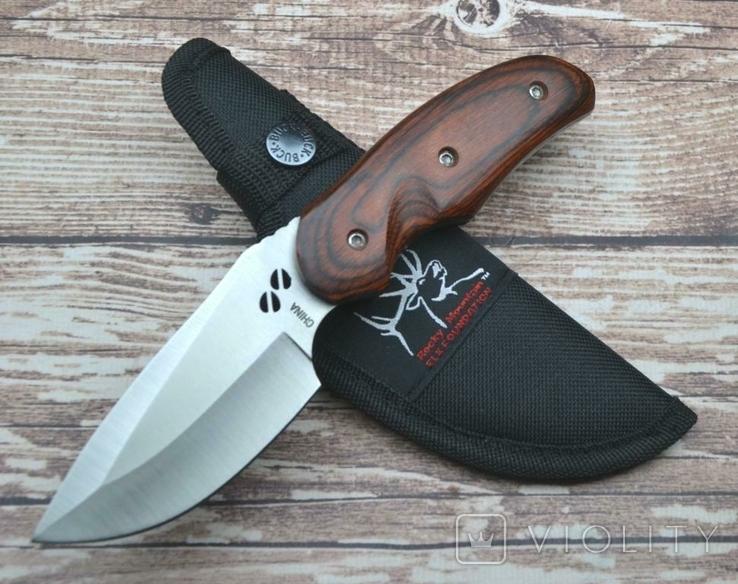 Нож Buck 480 Rocky mountain, фото №2