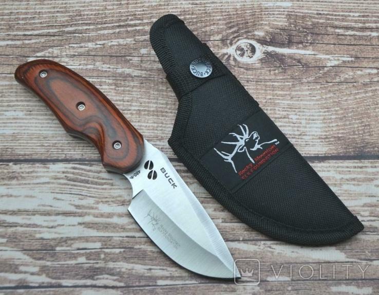 Нож Buck 480 Rocky mountain, фото №3