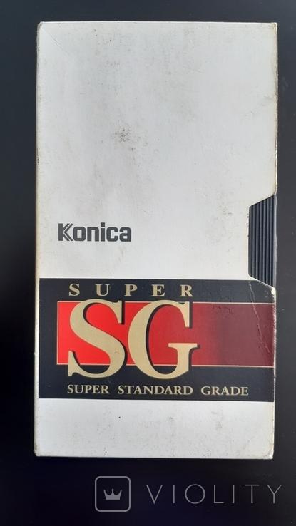 Відеокасета Konica SG E-240, фото №2