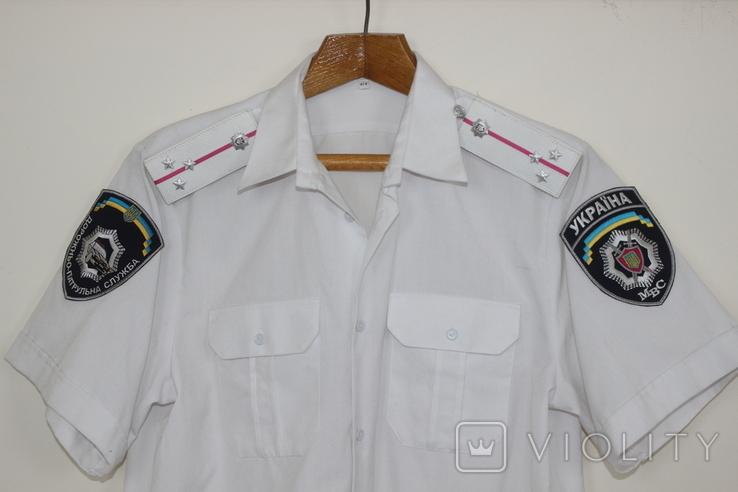 Служебная форма Полиция Украины Дорожно-патрульная служба Стар.лей, фото №7