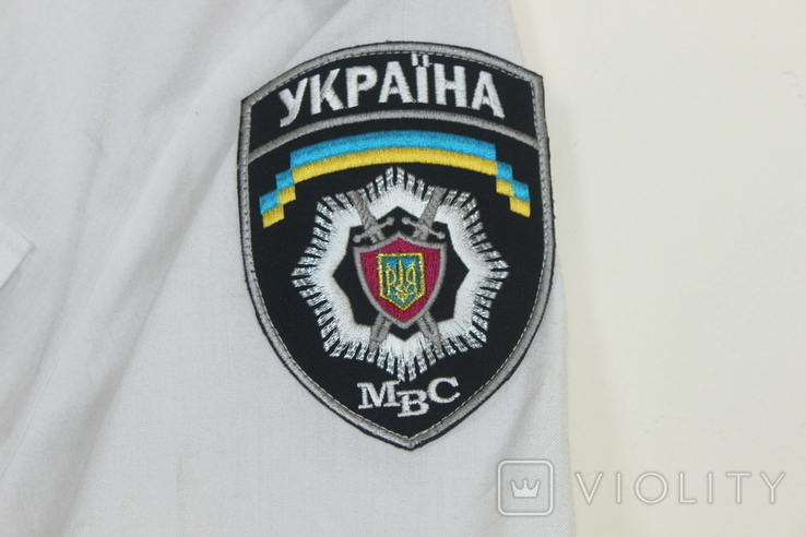 Служебная форма Полиция Украины Дорожно-патрульная служба Стар.лей, фото №9