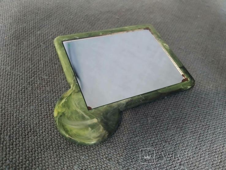 Винтажное зеркало Колкий Пластик Зеркальце, фото №2