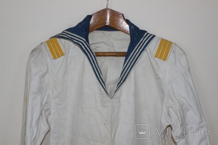 Форма армии СССР Морская форма Моряк Матрос, фото №13
