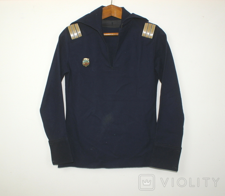 Форма армии СССР Морская форма Моряк Матрос, фото №8