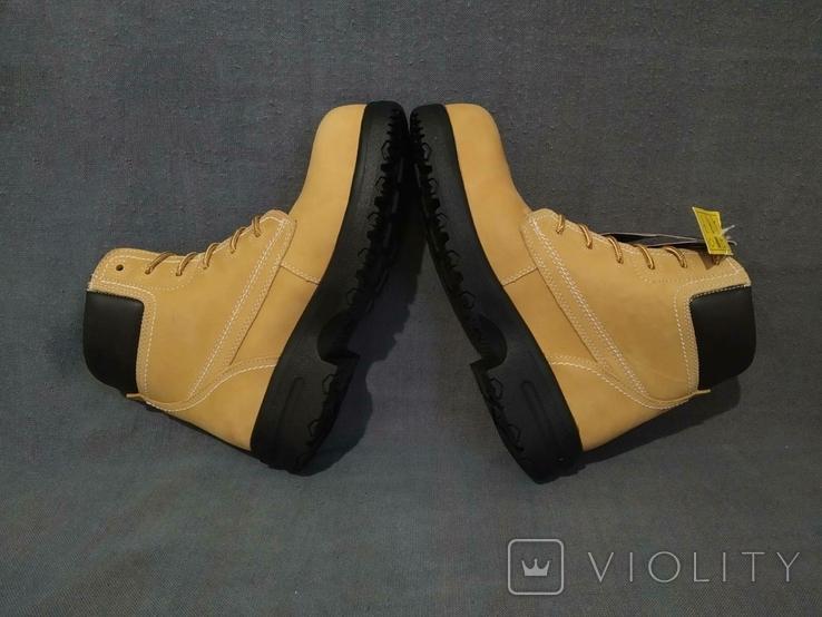 Ботинки TROJAN новые 42 размер Кожа, фото №8