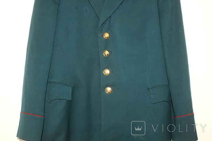 Форма армии СССР Китель Мундир 2 штуки, фото №8