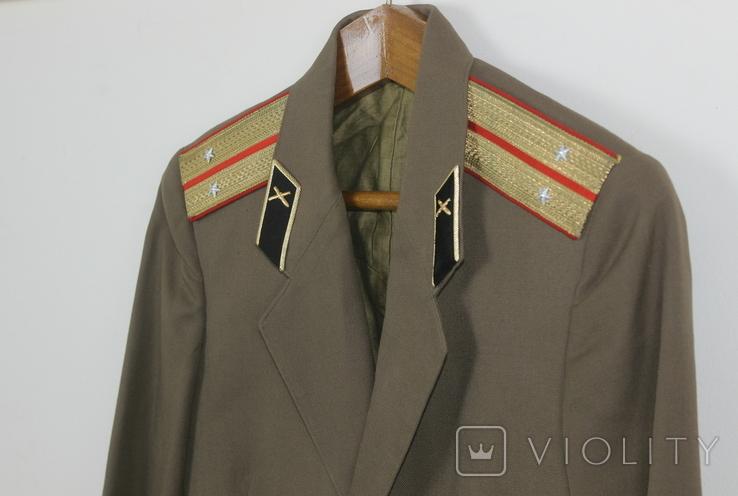 Форма армии СССР Артиллерия Лейтенант Комплект, фото №7