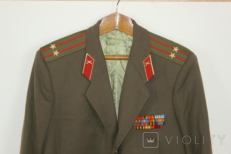 Форма армии СССР Артиллерия Подполковник, фото №7
