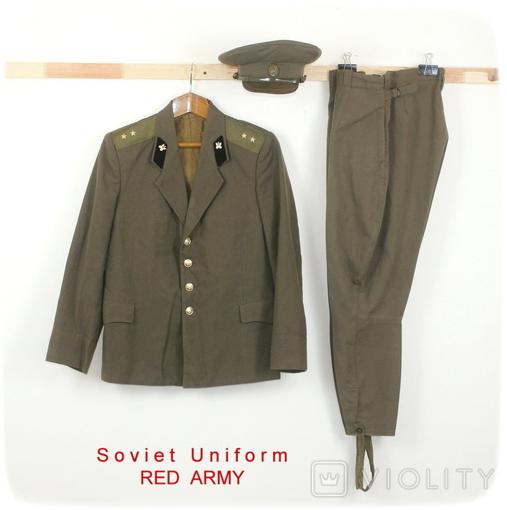 Форма армии СССР Автобат, фото №2