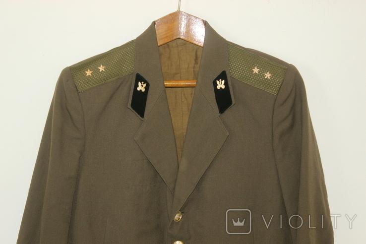 Форма армии СССР Автобат, фото №4