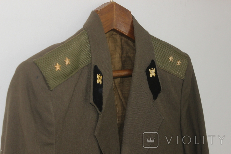 Форма армии СССР Автобат, фото №5