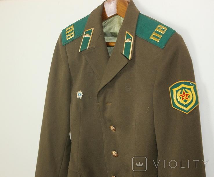 Форма армии СССР Пограничник, фото №3