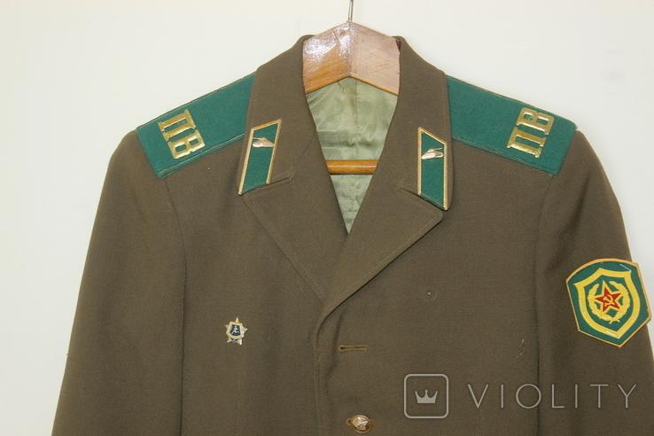 Форма армии СССР Пограничник, фото №5