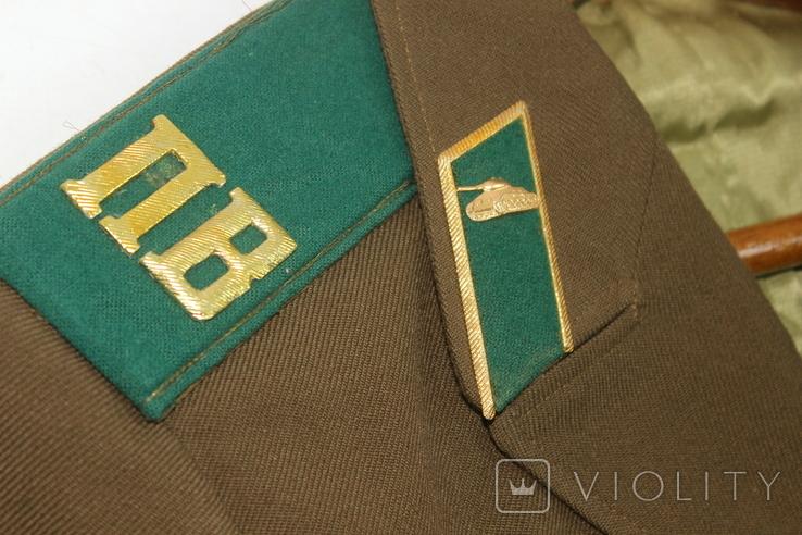 Форма армии СССР Пограничник, фото №7