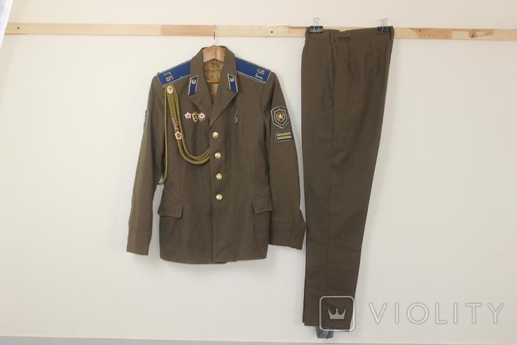Форма армии СССР ГБ, фото №3