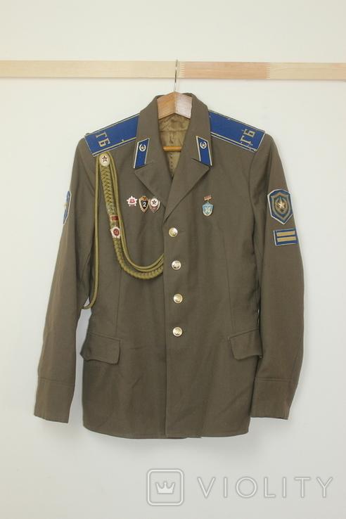 Форма армии СССР ГБ, фото №4