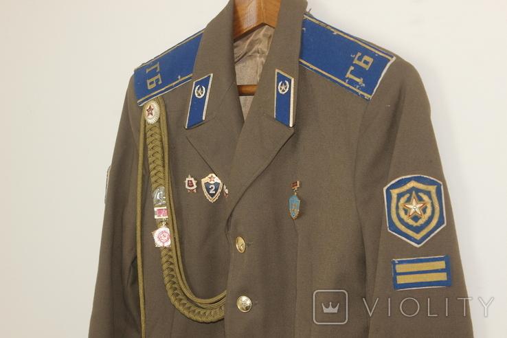 Форма армии СССР ГБ, фото №5