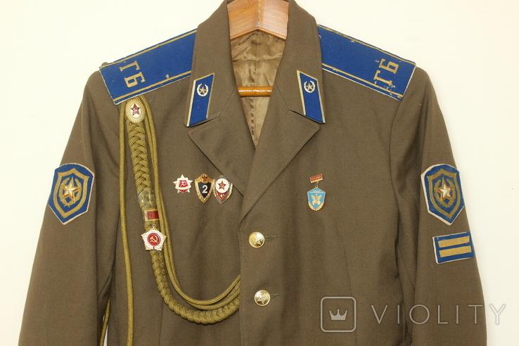Форма армии СССР ГБ, фото №6