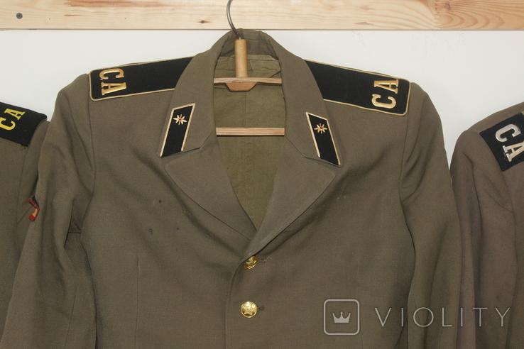 Форма армии СССР Китель Мундир Пиджак 6 штук, фото №5