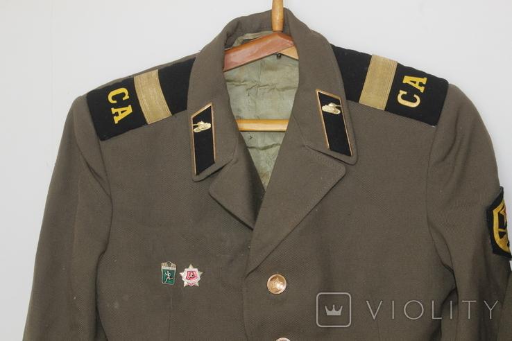 Форма армии СССР Китель Мундир Пиджак 6 штук, фото №7