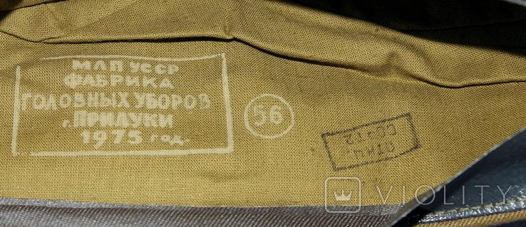 Форма армии СССР Пилотка Тонак Перчакки Шарф, фото №7