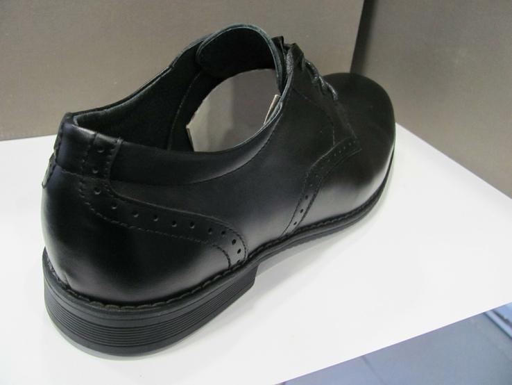 Туфли мужские TIGER натуральная кожа 42 раз 95, фото №7