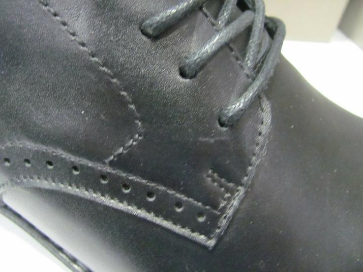Туфли мужские TIGER натуральная кожа 42 раз 95, фото №9