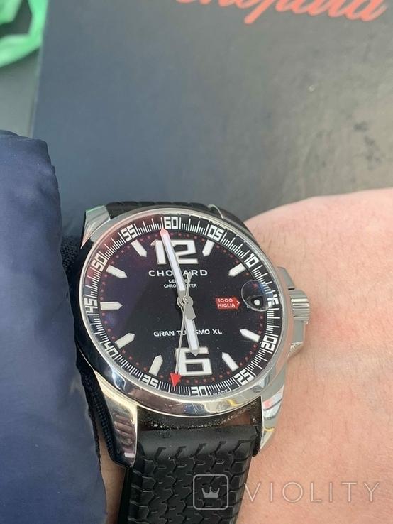 Часы Chopard miglia Mille 43 mm, фото №5