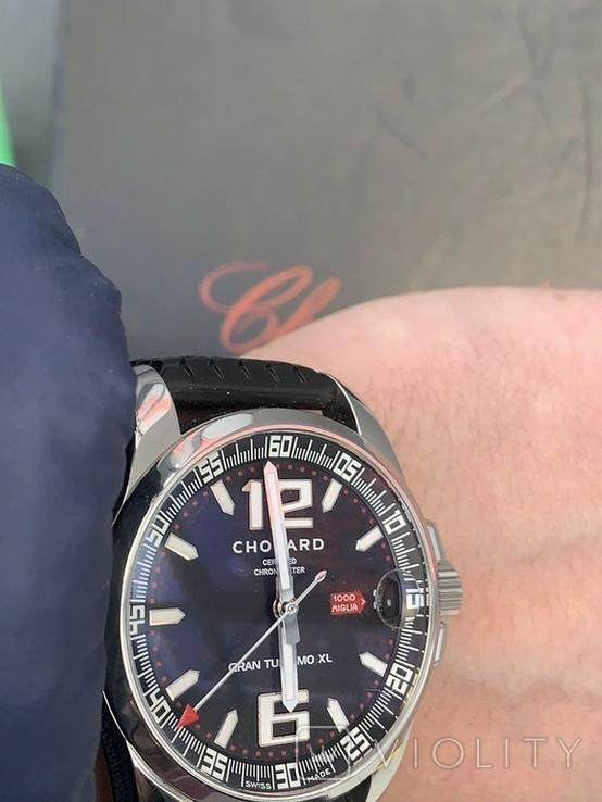 Часы Chopard miglia Mille 43 mm, фото №7