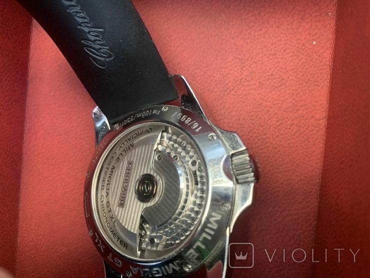 Часы Chopard miglia Mille 43 mm, фото №12