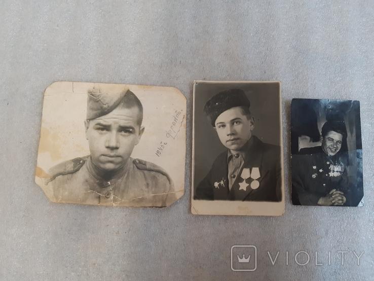 Фото 1945 фронт + 2 фото, фото №2