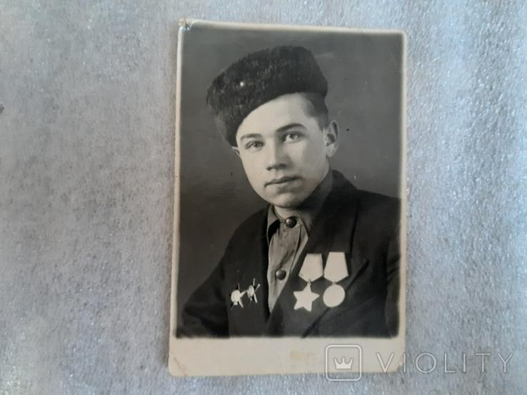 Фото 1945 фронт + 2 фото, фото №6