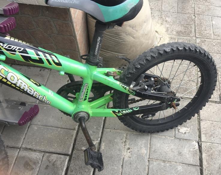 Велосипед Comanche 16, фото №6