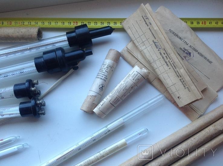 Термометри електроконтактні,лабораторні.., фото №4