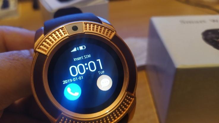 Умные Cмарт часы Smart Watch V8, фото №6