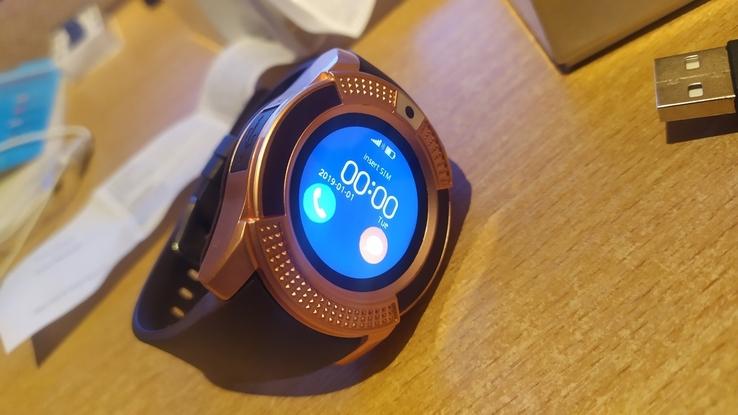 Умные Cмарт часы Smart Watch V8, фото №8
