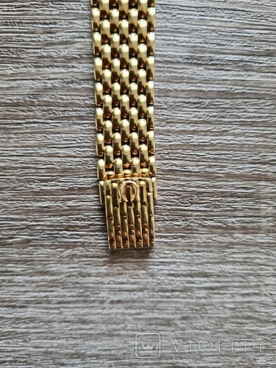 Золотий годинник Omega De Ville, фото №3