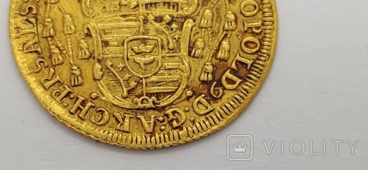 Дукат 1728 г, фото №11