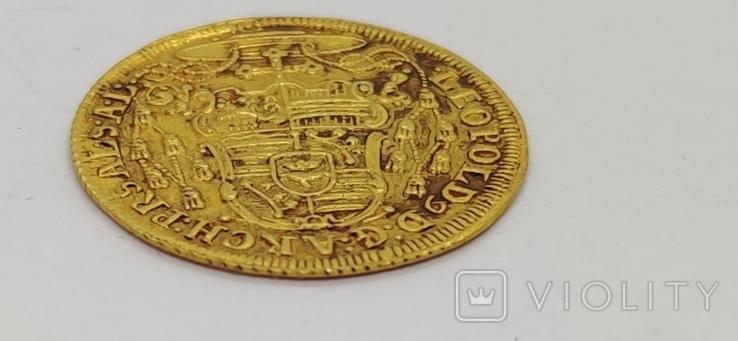 Дукат 1728 г, фото №12